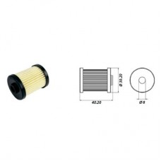 Фильтр газового клапана Atiker (40*30) 12008