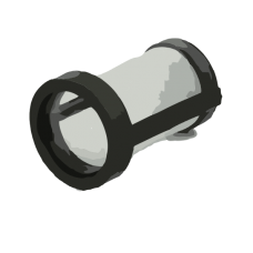 Фильтр редуктора GFI Zeta Plus (сетка)