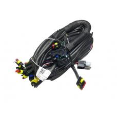 Проводка BRC 4ц S32 LPG OBD INJ=IN03