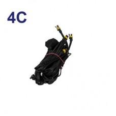 Проводка ALPHA S (4цил)