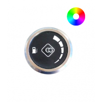 Кнопка переключения топлива EuropeGas н/о металл