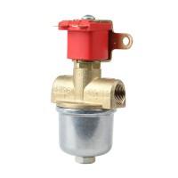 Клапан газовый Atiker 8мм 1308/1318/12008