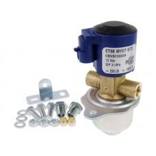 Клапан газовый BRC ET98 на 6мм (синий)