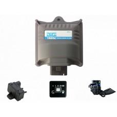 Электронная часть 4ц Digitronic MP32 (блок, проводка, переключатель, мап)