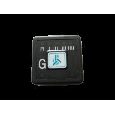 Кнопка переключения топлива ALPHA M/S