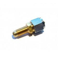 Фитинг пластиковой трубки П6*(M10 резьба) FARO