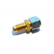 Фитинг пластиковой трубки П8*(М12 резьба) FARO